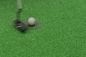 Golf Quiet Eye Schack Bielefeld